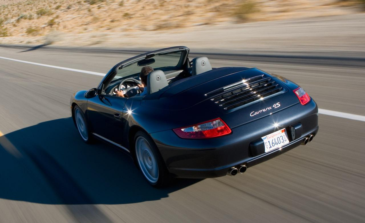 Porsche 911 Carrera 4S Cabriolet photo 15