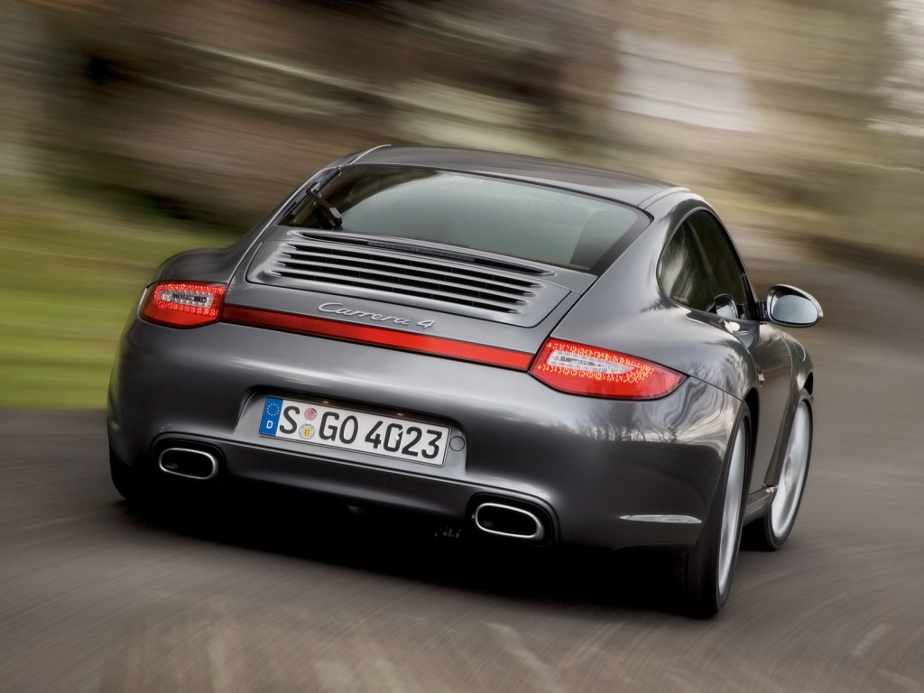 Porsche 911 Carrera 4S Cabriolet photo 16