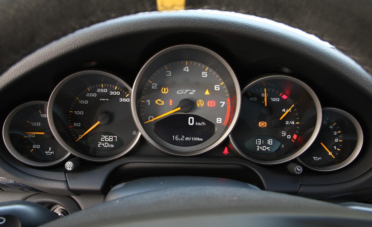 Porsche 911 GT2 RS image #12