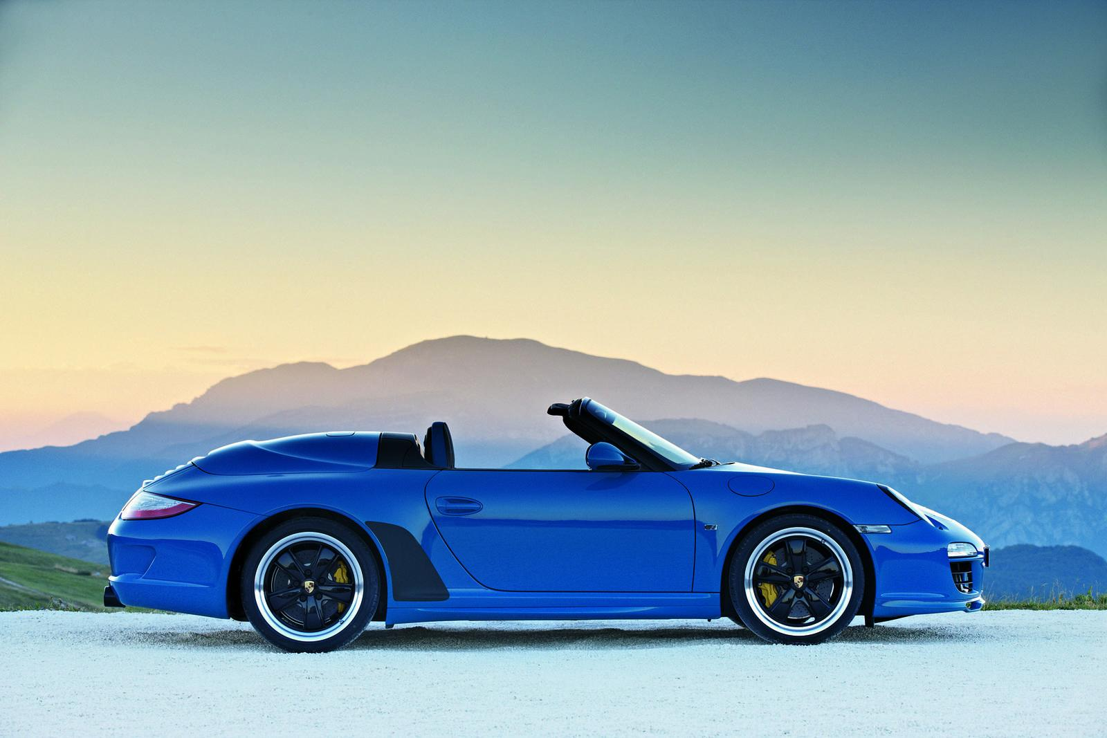 Porsche 911 Speedster Technical Details History Photos