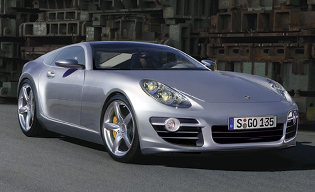 2020 Porsche 928Concept Redesign and Concept