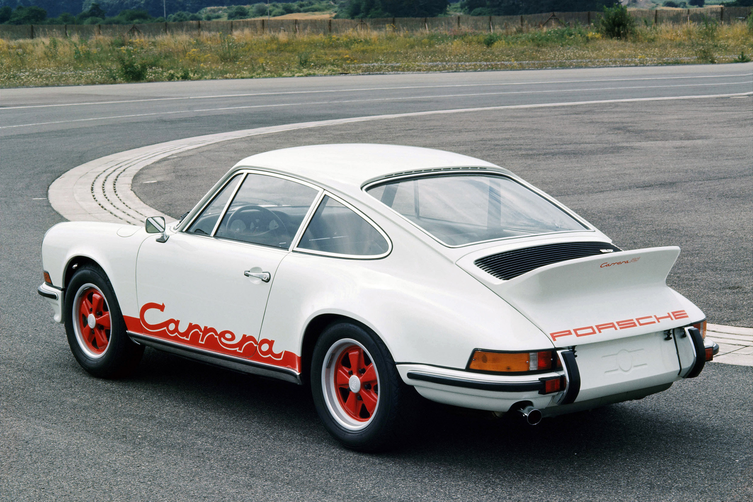 Porsche carrera rs 27 technical details history photos on porsche carrera rs 27 photo 11 vanachro Choice Image