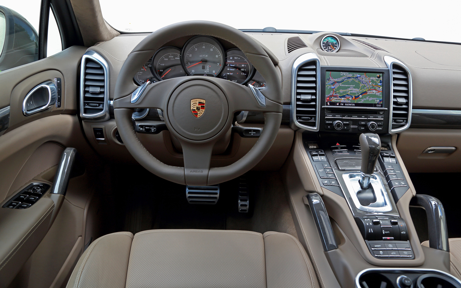 Porsche Cayenne Gts Technical Details History Photos On Better Parts Ltd