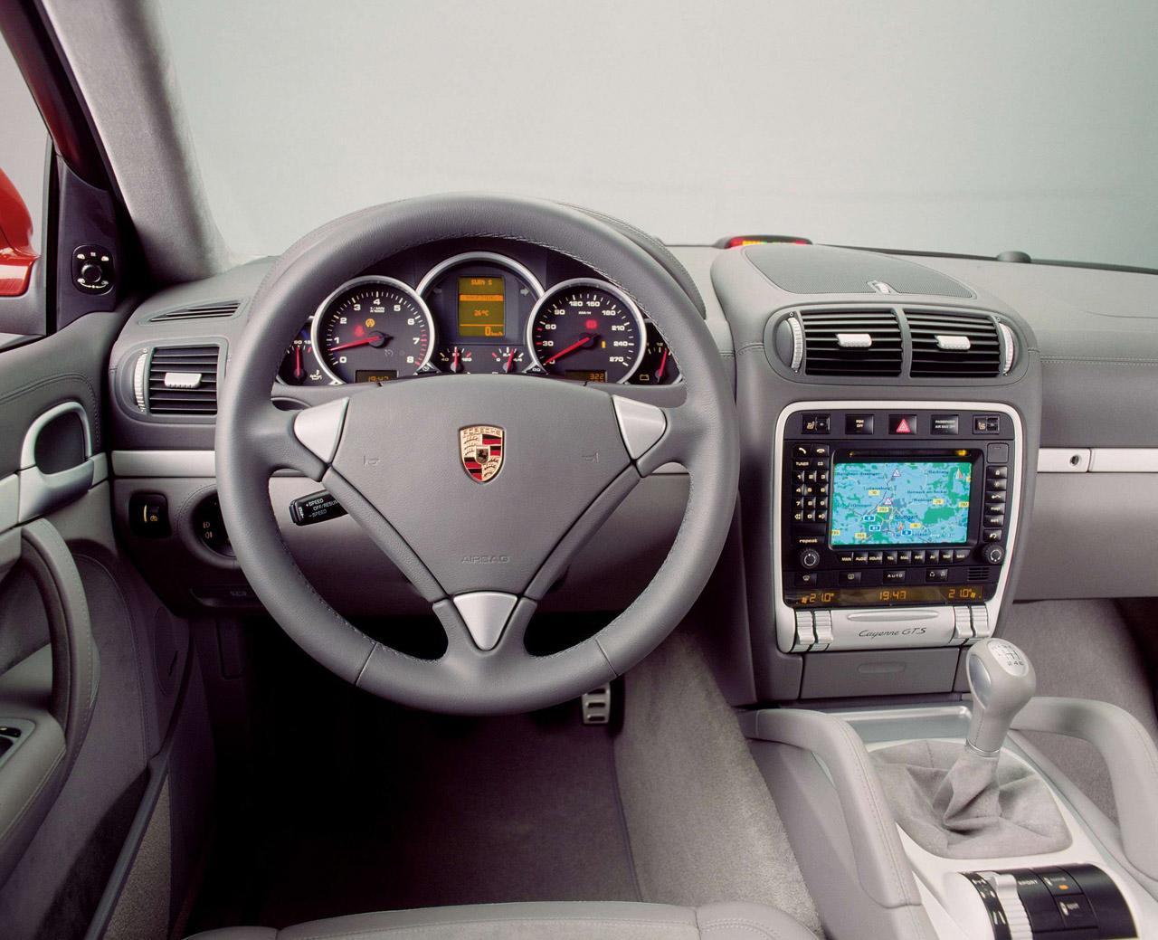 Porsche Cayenne Gts Image 2