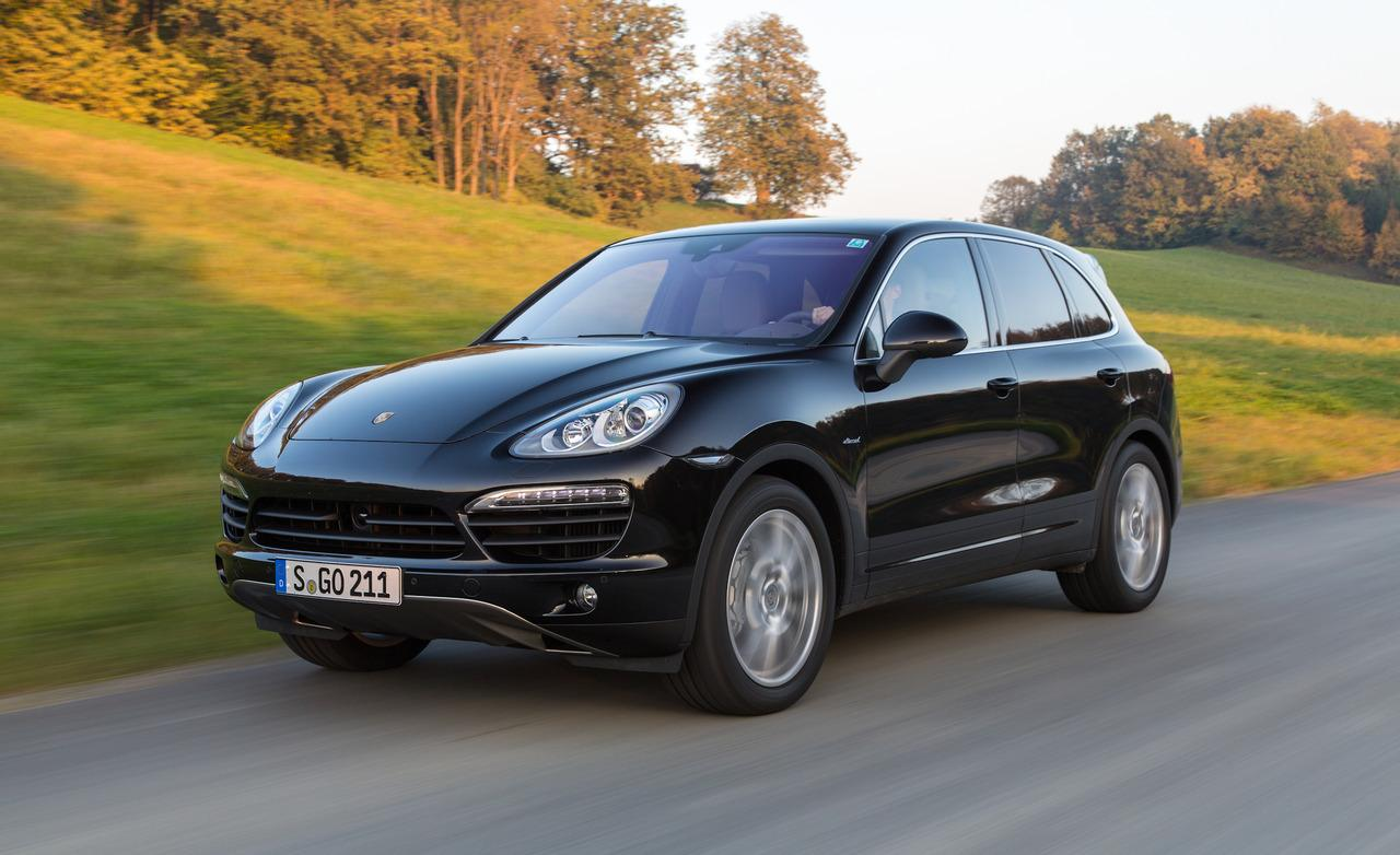 porsche cayenne s diesel technical details history. Black Bedroom Furniture Sets. Home Design Ideas