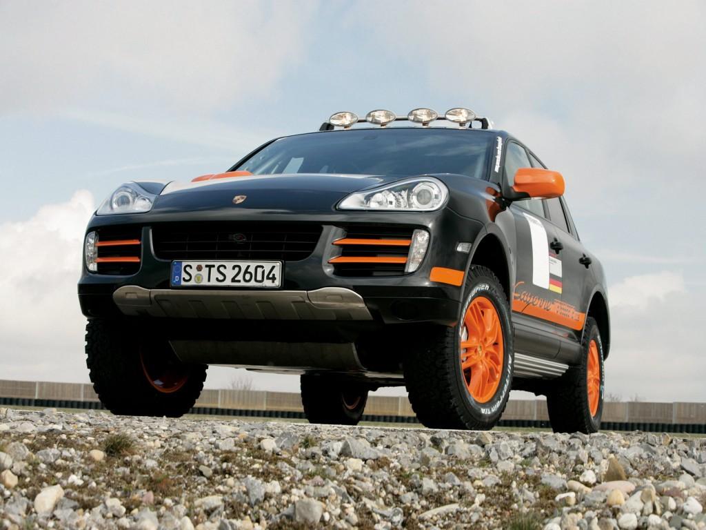Porsche cayenne s transsyberia photo 01