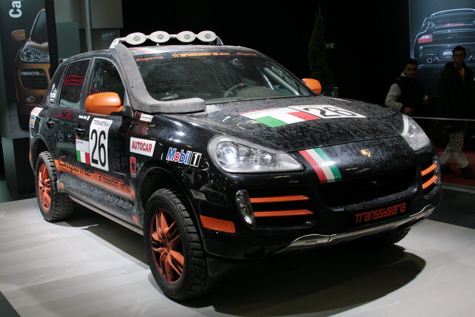 Porsche cayenne s transsyberia photo 02