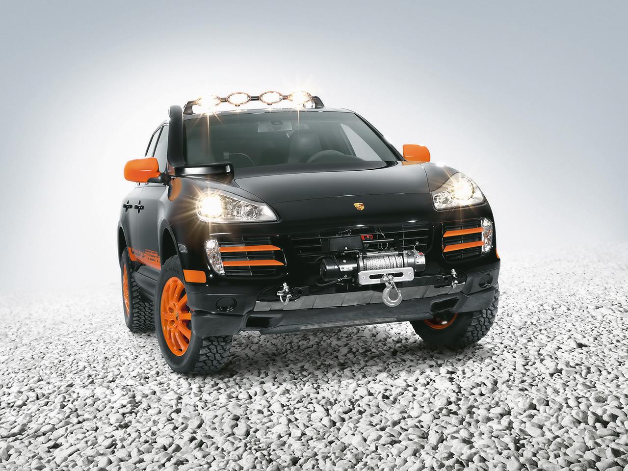Porsche cayenne s transsyberia photo 12