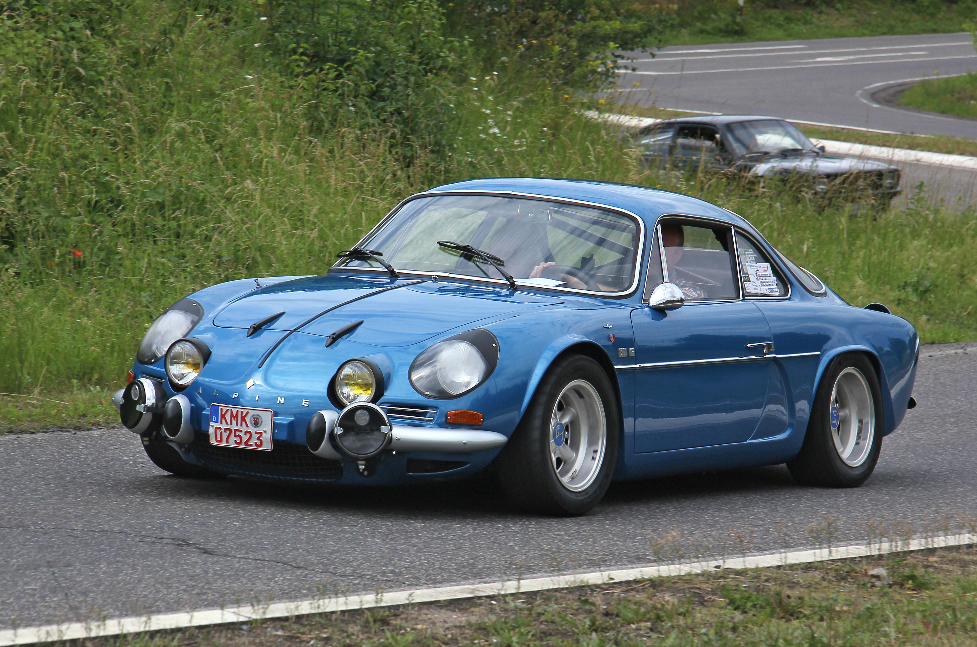Renault Alpine photo 01