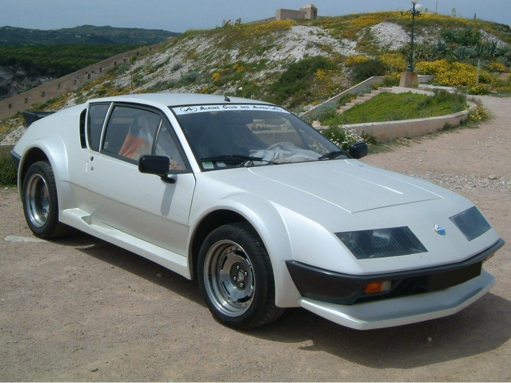 renault alpine a310 technical details history photos on better parts ltd. Black Bedroom Furniture Sets. Home Design Ideas