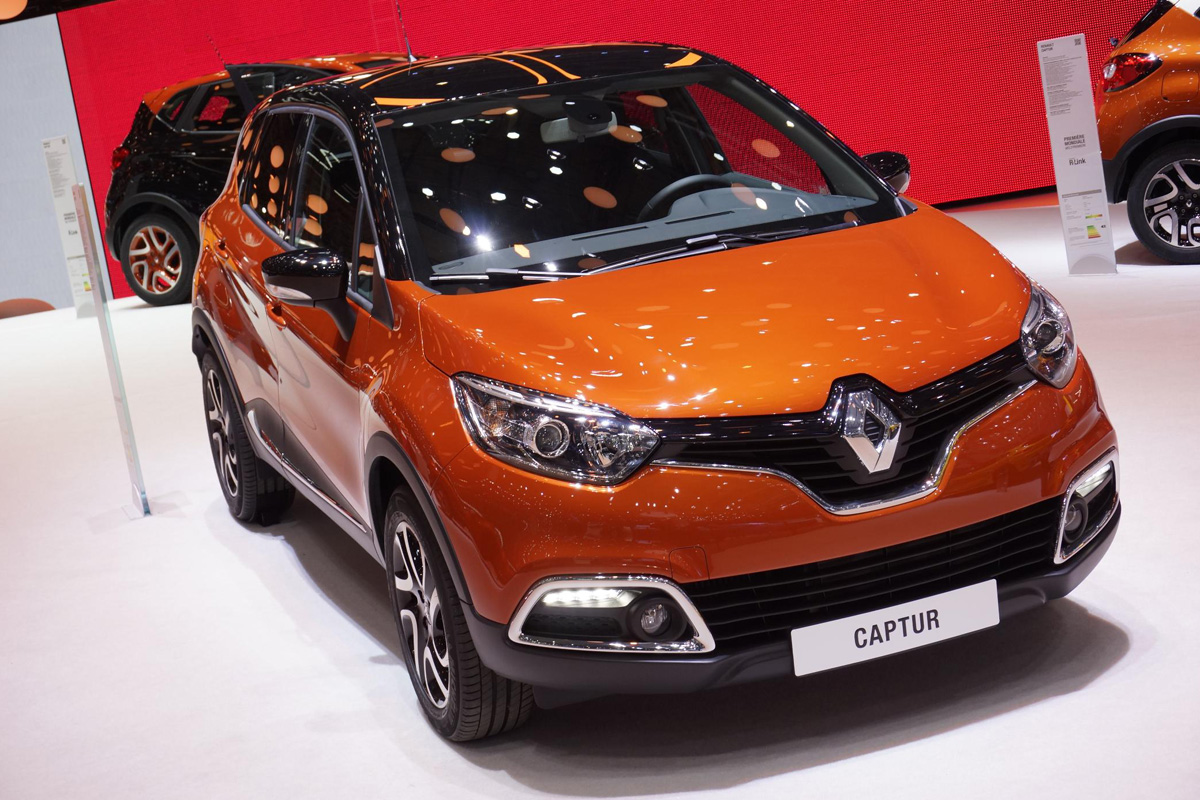 Renault Captur photo 02