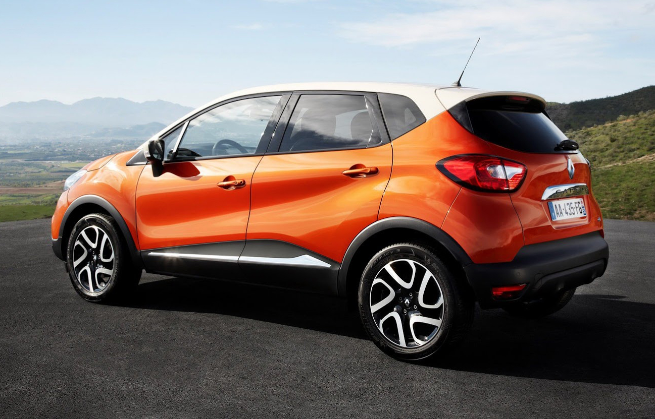 Renault Captur photo 05