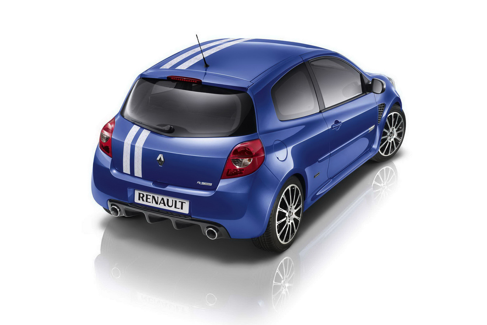 Renault Clio Gordini photo 07