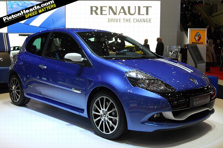 Renault Clio Gordini photo 15