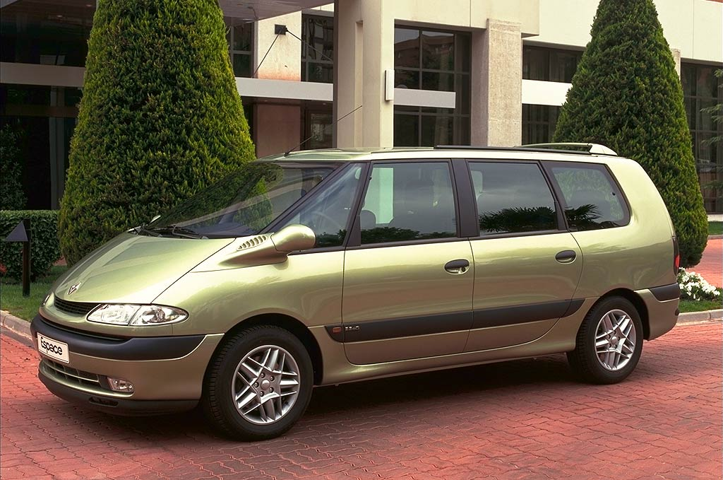 Renault Grand Espace photo 01