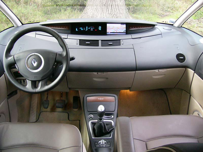 renault grand espace technical details history photos on better parts ltd. Black Bedroom Furniture Sets. Home Design Ideas