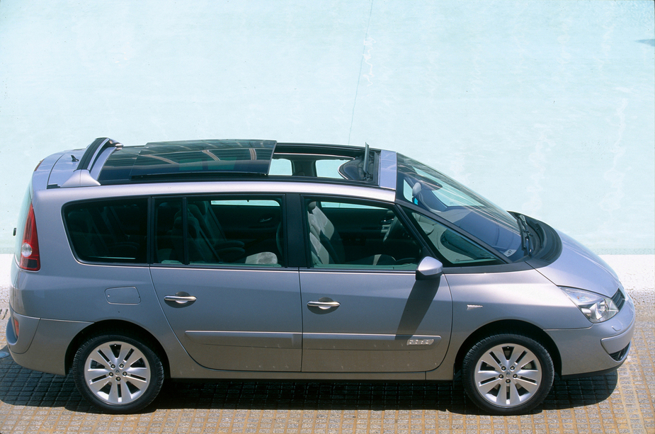 Renault Grand Espace photo 14