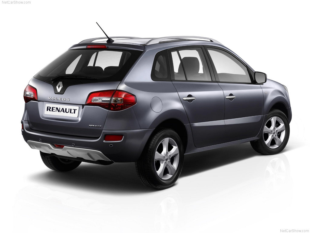 Renault Koleos photo 09