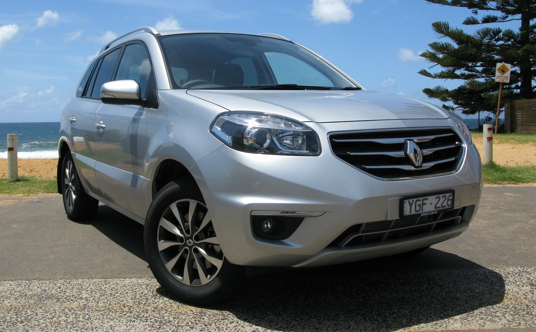 Renault Koleos photo 16
