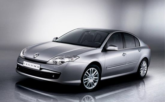 Renault Laguna photo 05