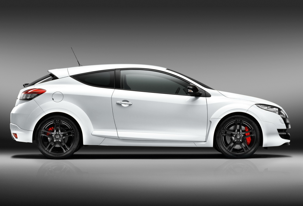 Renault Megane R.S. technical details, history, photos on Better