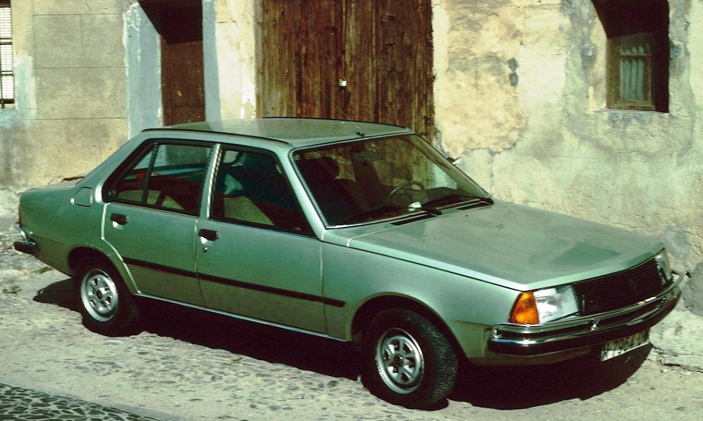Renault r 18 technical details history photos on better parts ltd