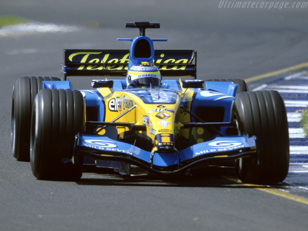 Renault R 25 photo 07