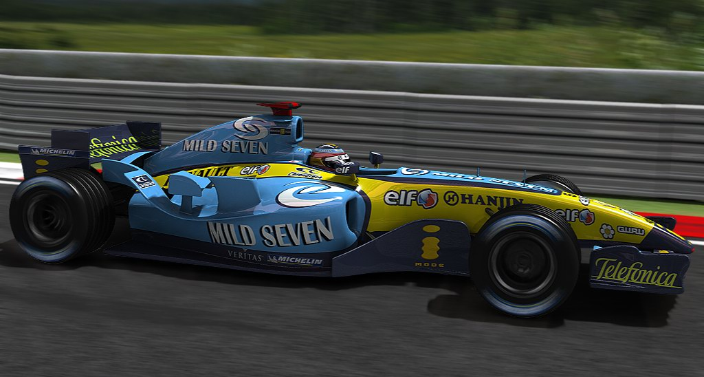 Renault R 25 photo 14