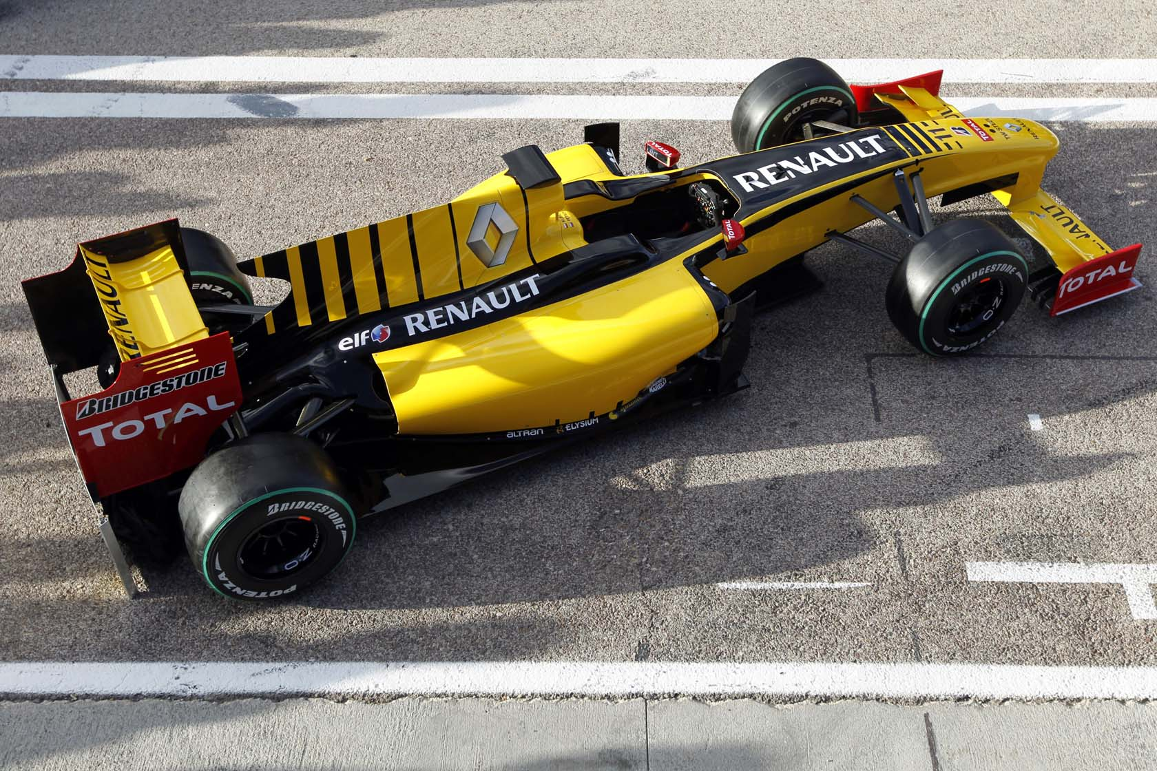 Renault R 30 photo 05