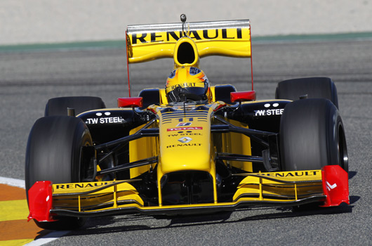 Renault R 30 photo 19