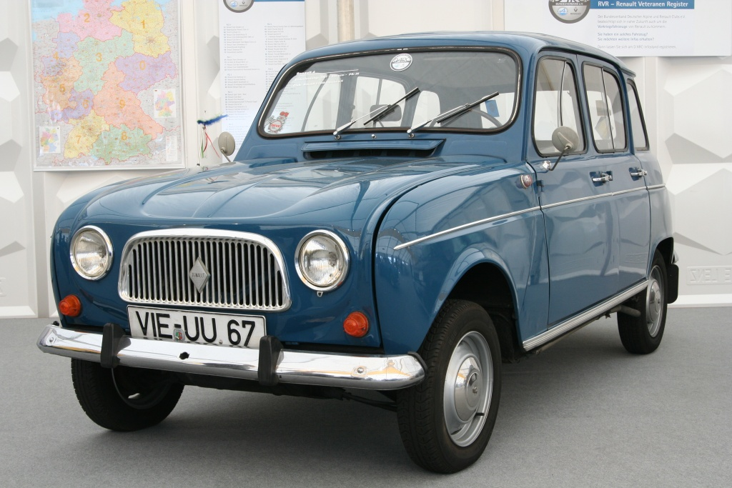 Renault R 4 photo 10