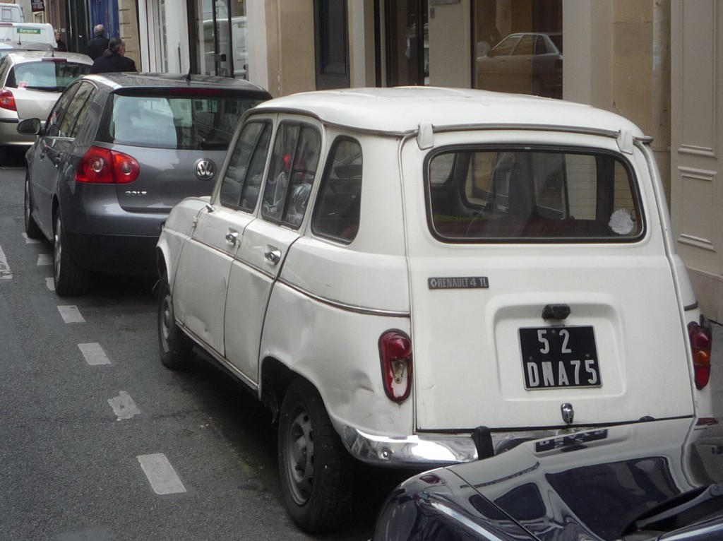 Renault R 4 photo 14