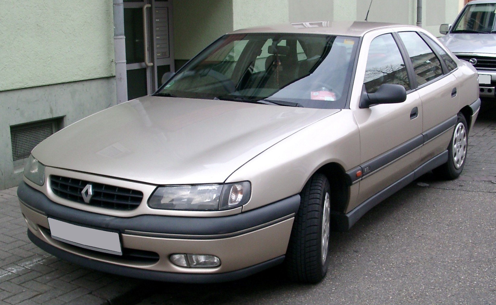 Renault Safrane photo 01