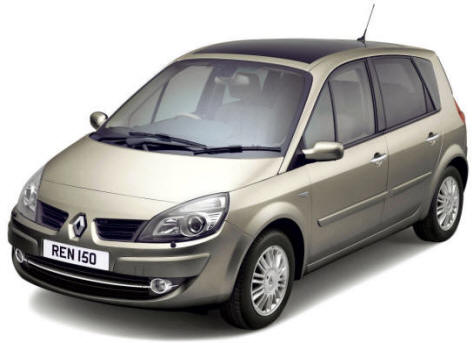 Renault Scénic 1.5 dCi photo 02