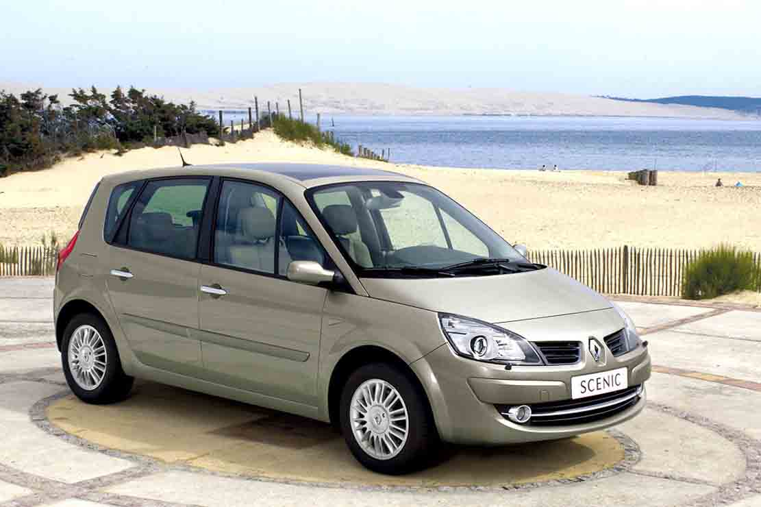 Renault Scénic 1.5 dCi photo 04
