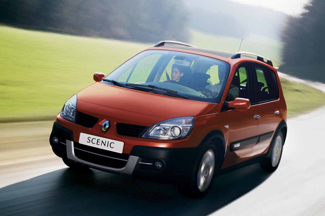 Renault Scénic Conquest 1.9 dCi photo 01