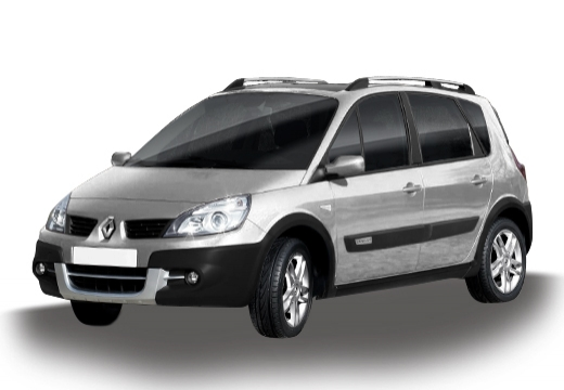 Renault Scénic Conquest 1.9 dCi photo 02