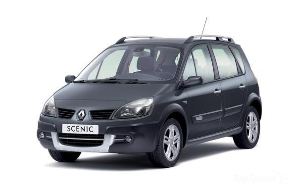 Renault Scénic Conquest 1.9 dCi photo 07