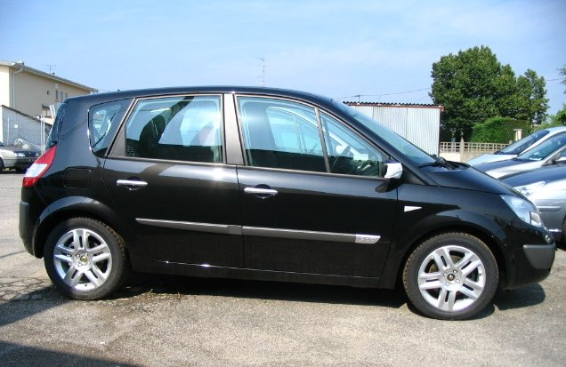 Renault Scénic Exception photo 08
