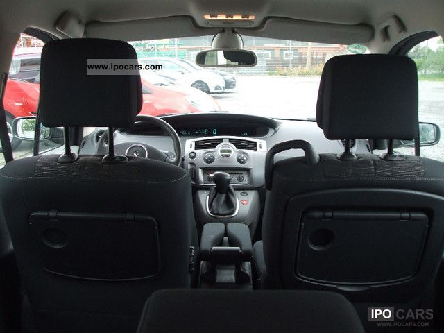 Renault Scénic Exception photo 12