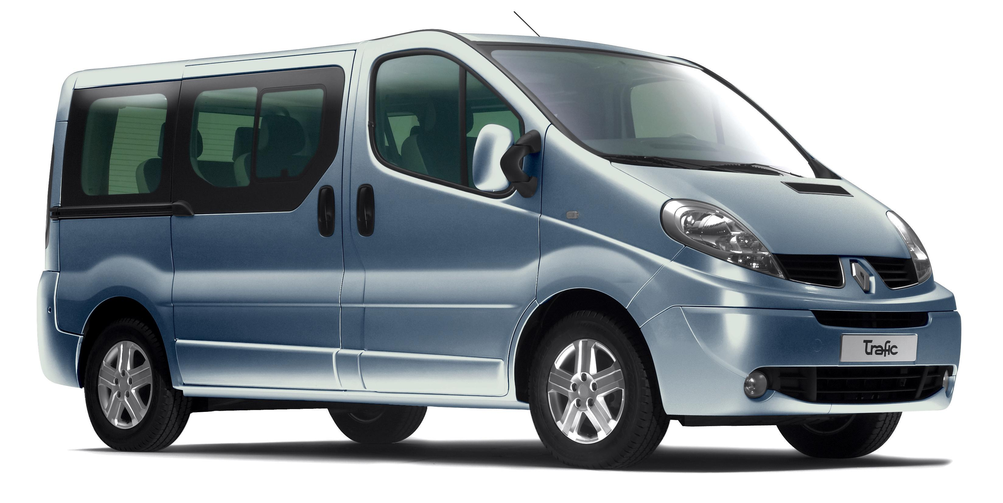 renault trafic passenger technical details history. Black Bedroom Furniture Sets. Home Design Ideas