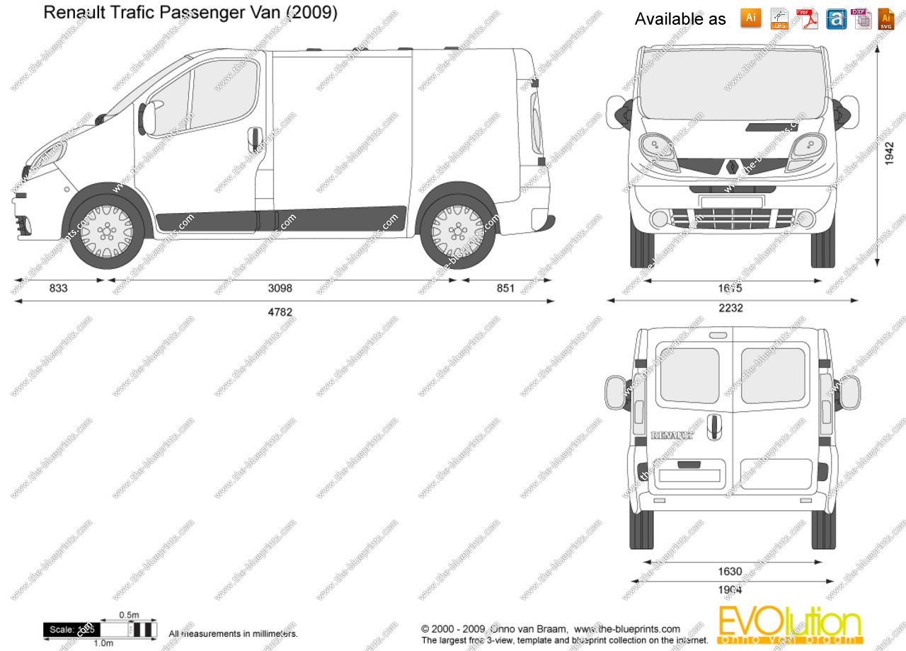 renault trafic passenger photos 14 on better parts ltd. Black Bedroom Furniture Sets. Home Design Ideas