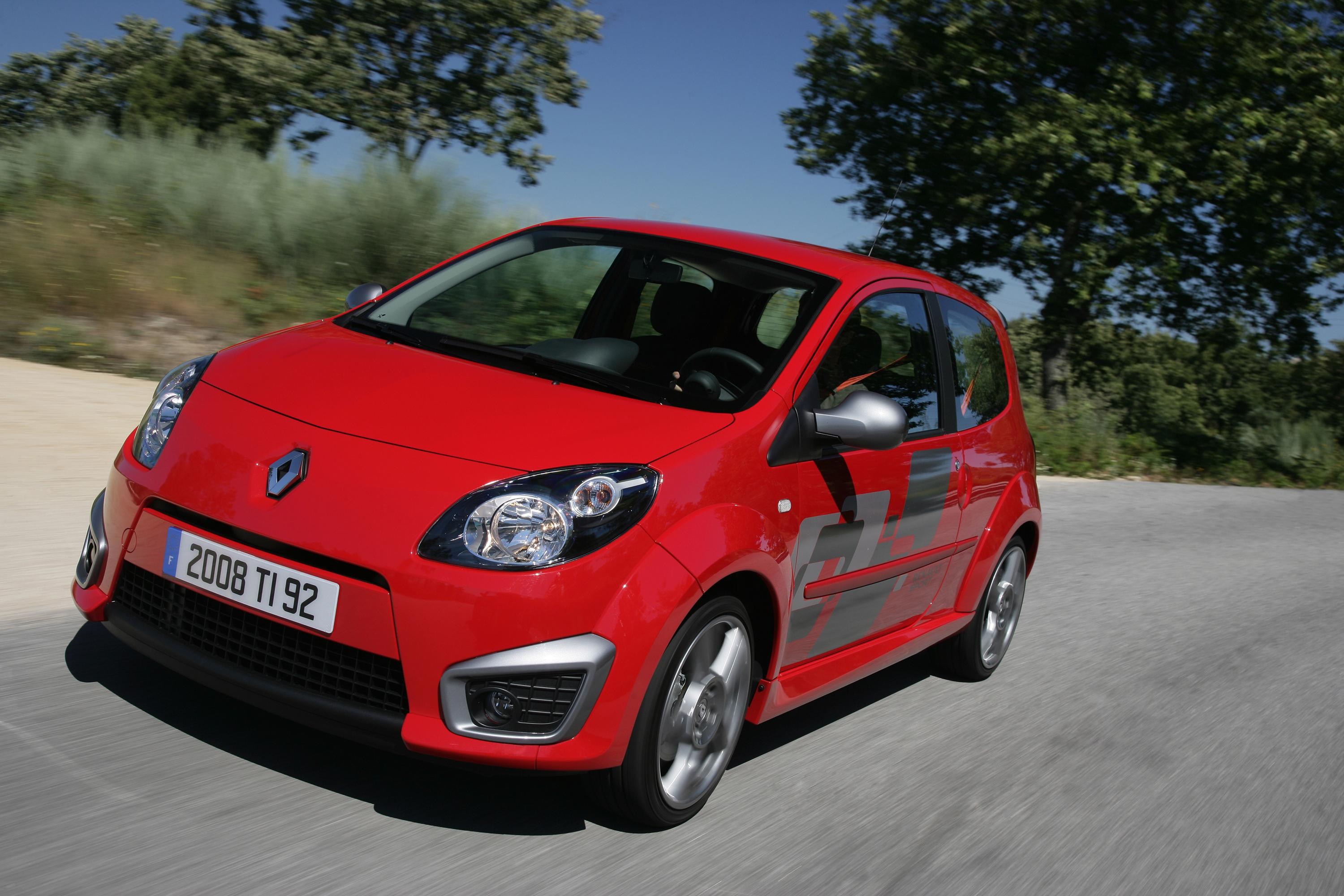 renault twingo sport technical details history photos on better parts ltd. Black Bedroom Furniture Sets. Home Design Ideas