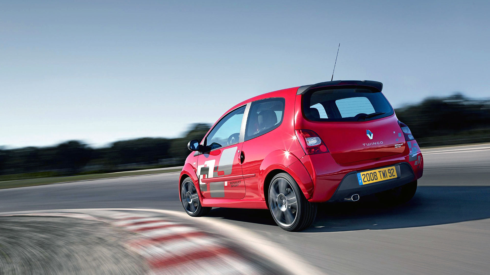 Renault Twingo Sport Technical Details History Photos On