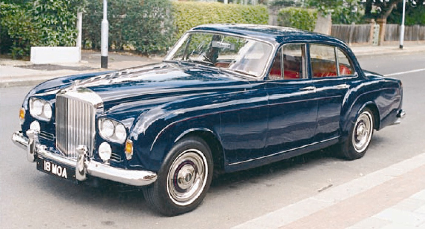 Rolls-Royce Flying Spur history, photos on Better Parts LTD