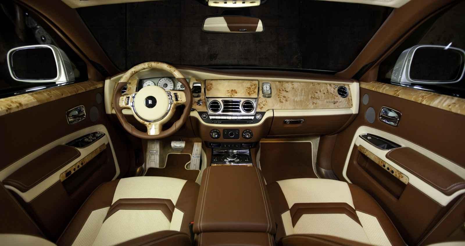 Rolls Royce Ghost Image 6