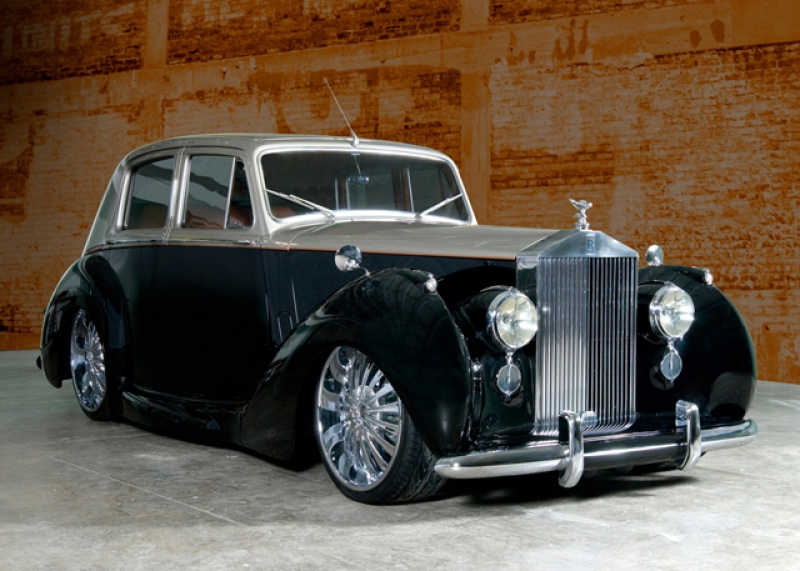 Classic Car Parts Rolls Royce