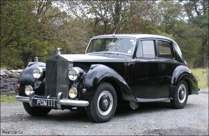 Rolls-Royce Silver Dawn photo 03