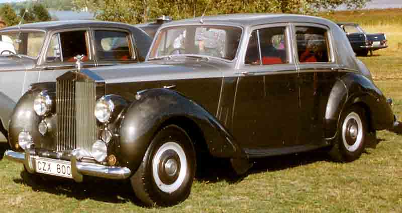 Rolls-Royce Silver Dawn photo 04