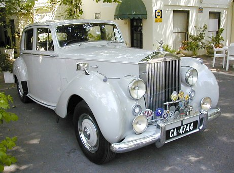 Rolls-Royce Silver Dawn photo 05